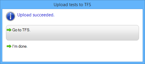 UploadTestScenariosSucceeded